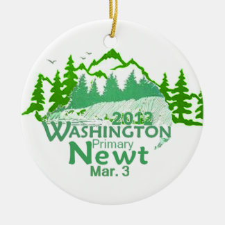Gingrich Washington Ornament