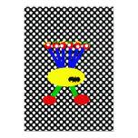 Gingy 5x7 Paper Invitation Card