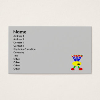 Gingy Business Card