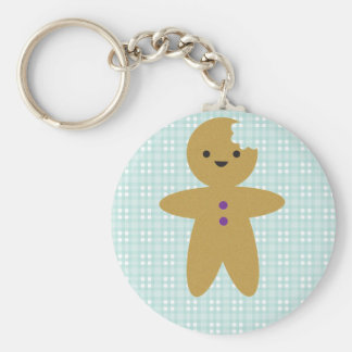 Gingy Keychain