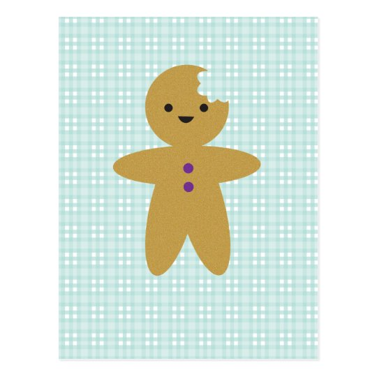 Gingy Postcard