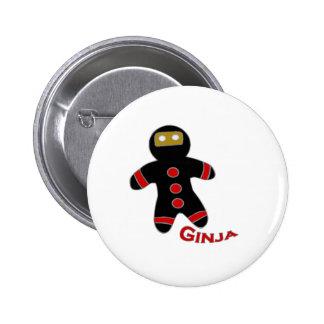 Ginja Pinback Buttons
