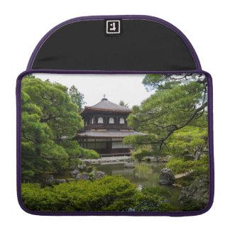 Ginkaku-ji (Silver Pavillion) - Macbook Pro Sleeve