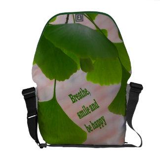 Ginkgo Biloba Leaf Bag