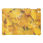 Ginkgo Biloba leaves iPad Mini Cases