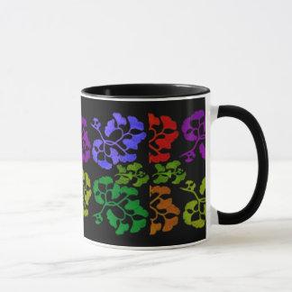 Ginkgo Biloba Leaves Mug