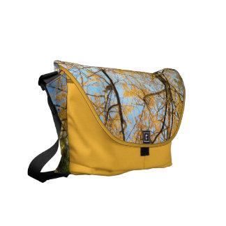 Ginkgo biloba trees courier bag