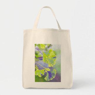 Ginkgo Canvas Tote Bag