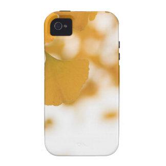 Ginkgo iPhone 4/4S Carcasa