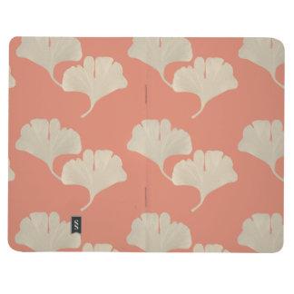 Ginkgo Leaf Print Journal