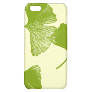 Ginkgo Leaves iPhone 5C Cases