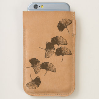 Ginkgo Leaves iPhone 6/6S Case