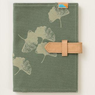 Ginkgo Leaves Journal