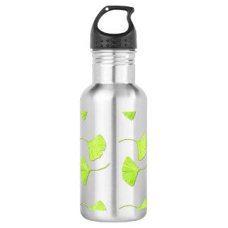 Ginkgo Leaves Nature Art Liberty Bottle