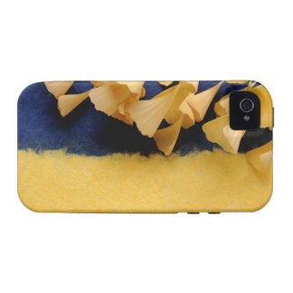 ginkgo leaves on texture iPhone 4/4S tough case Case-Mate iPhone 4 Case