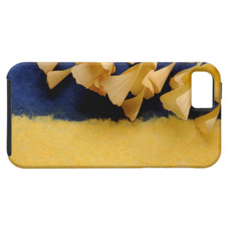 ginkgo leaves on texture iPhone 5 tough case iPhone 5 Case
