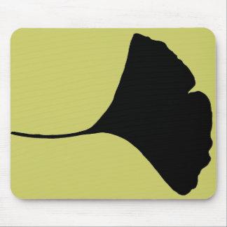 Ginko Leaf Mousepad