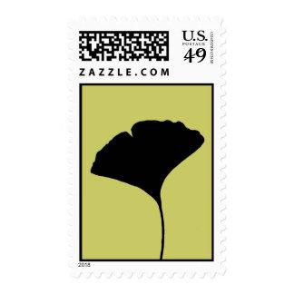 Ginko Leaf Postage