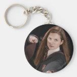 Ginny Weasley Llavero Redondo Tipo Pin
