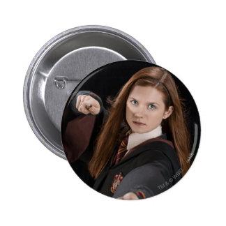 Ginny Weasley Pinback Button