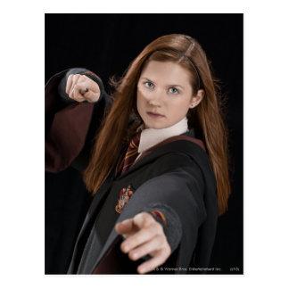 Ginny Weasley Postcard