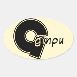 Ginpu Sticker