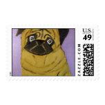 ginsburg de eric, perro 4, acrílico 12x12 en el envio