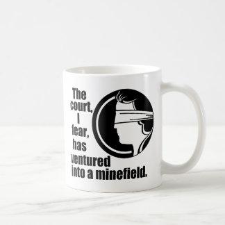 Ginsburg Quote Classic White Coffee Mug