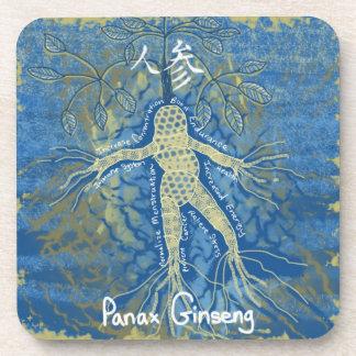Ginseng Herb Coaster
