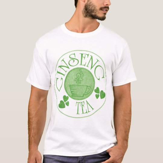 Ginseng Tea T-Shirt