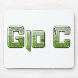 Gio C Official Merch Mouse Pad