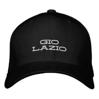Gio Lazio Embroidered Hat