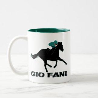 Gio Ponti Fan 2009 Champion Mug