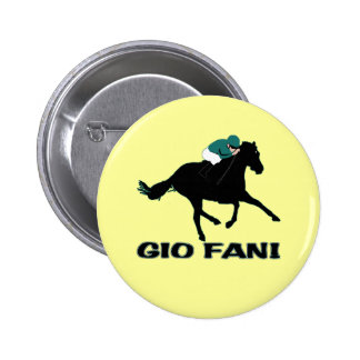 Gio Ponti Fan Button