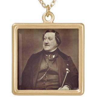 Gioacchino Rossini (1792-1868) de 'Galerie Conte Colgante Cuadrado