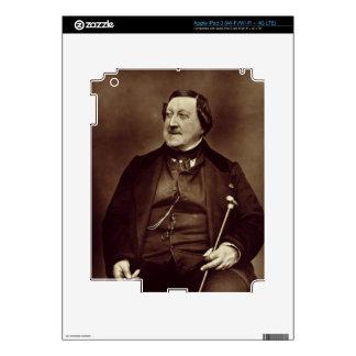 Gioacchino Rossini (1792-1868) de 'Galerie Conte iPad 3 Skin