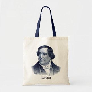 Gioachino Rossini Budget Tote Bag