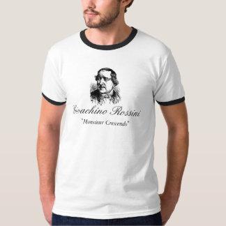 Gioachino Rossini Camisas