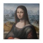 "Gioconda ""del Prado Museum"" - da Vinci (1510-1515) Tejas Ceramicas"