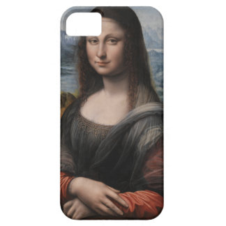 "Gioconda ""of the Prado Museum"" - da Vinci (1510-15 iPhone SE/5/5s Case"