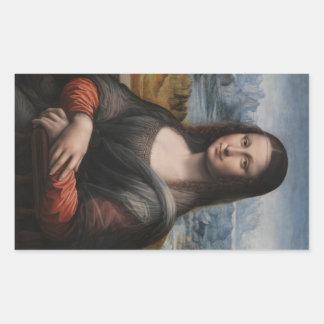 """Gioconda """"of the Prado Museum"""" - da Vinci (1510-15"""