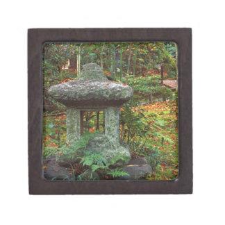Giohji Temple, Arashiyama, Kyoto, Japan Jewelry Box