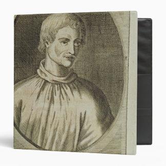Giordano Bruno 3 Ring Binder