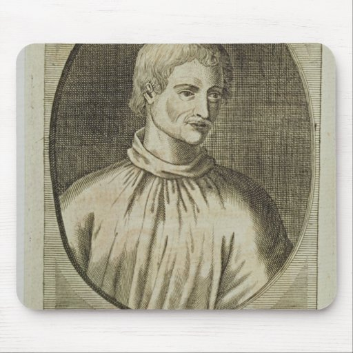 Giordano Bruno Mouse Pad