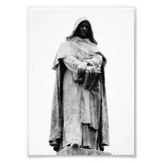 Giordano Bruno Photographic Print