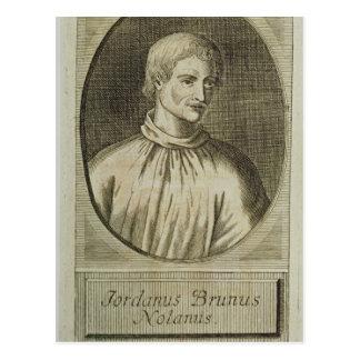 Giordano Bruno Postcard