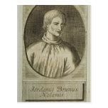 Giordano Bruno Postcards