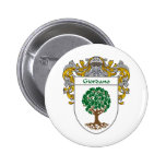 Giordano Coat of Arms (Mantled) Pin
