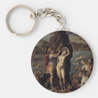 Giorgio Vasari: Perseus y Andromeda Llavero Personalizado