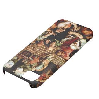Giorgio Vasari-The Prophet Elisha cleansing Naaman Cover For iPhone 5C